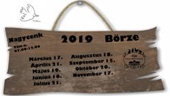 A 2019-es év nagycenki kisállat börzéinek időpontjai a képre kattintva  tekinthetők meg. Nagycenk 20b8f03659